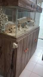 Vendo móvel aquário