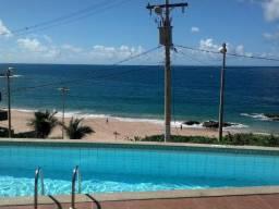 1 quarto com varanda beira mar Rio vermelho mobiliado