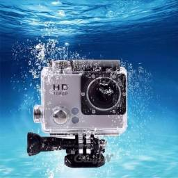 Câmera Esportiva Go Pro Full HD 1080P