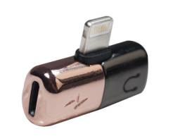 7240 - Adaptador Iphone fone e carregador XC-ADP-06