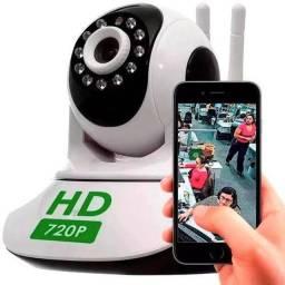 Câmera ip Wi-Fi tenha acesso de qualquer lugar pelo aplicativo no celular