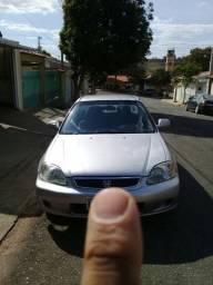 Civic EX 1.6 Vetec 127 cv 1999