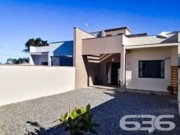 Casa à venda com 3 dormitórios em Salinas, Balneário barra do sul cod:03016009