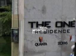 Apartamento no The one Residence, com 3 dormitórios à venda, 77 m² por R$ 460.000 - São Br