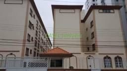 Apartamento à venda com 2 dormitórios em Guilhermina, Praia grande cod:803708