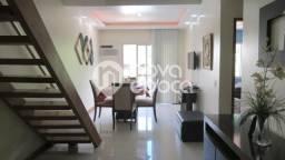 Apartamento à venda com 3 dormitórios em Grajaú, Rio de janeiro cod:GR3CB49968