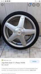 Compro rodas axxis 17