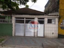 Casa com 2 dormitórios à venda, 111 m² por R$ 300.000 - Jardim Casqueiro - Cubatão/SP