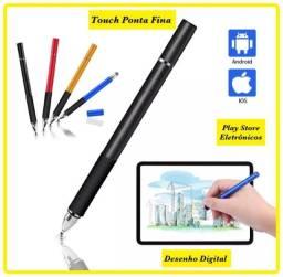 Caneta Para Desenhos e Jogos Em Celular e Tablet