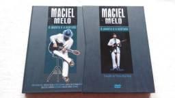 DVD e CD Maciel Melo - A poeira e a estrada