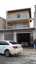Casa para Venda em Cajamar, Paraíso (Polvilho), 3 dormitórios, 1 suíte, 2 banheiros, 2 vag