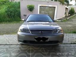 Civic 2002 automático - 2002