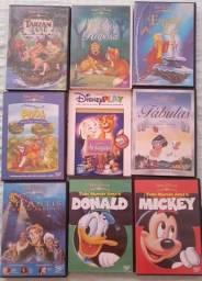 Dvds Filmes e Desenhos