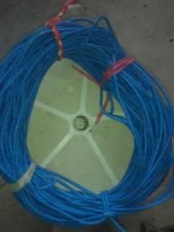 Vendo 50 metros de finho para internet