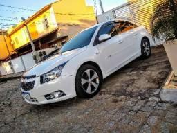 GM Chevrolet cruze sedan LT automático 13/13 GNV G5 16mts,docs 2020 ok - 2013