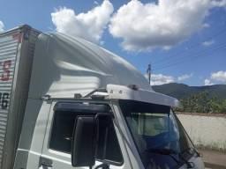 Defletor de ar para Baú, caminhão Volkswagem