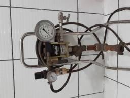 Bomba para Teste Hidrostático