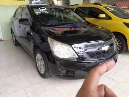 Cobalt 2012 ex taxi!!! aprovação imediato sem burocracia - 2012