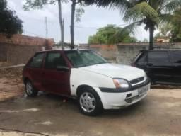 Ford Fiesta Zetec Rocam 1.0 8V Emplacado - 2000