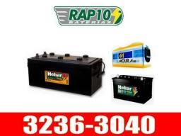 Baterias de 90 AH c/ 18 meses de garantia!! 3236.3040