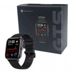 Promoção Relógio Smartwatch Xiaomi Amazfit GTS A1914 - Lacrado - Garantia