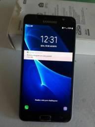 Samsung J7 Metal Vendo ou Troco por Tv