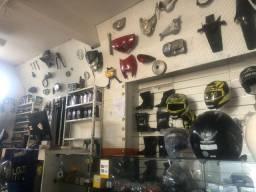 Vendo loja de motos