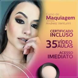 Curso Maquiagem na Web com Certificado