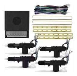 Trava elétrica 2 ou 4 Portas Universal em Promoção