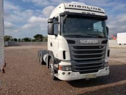 Scania R440 6x4 Higline - 2013