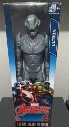 Boneco Ultron Titan Hero Marvel Avengers 30 Cm