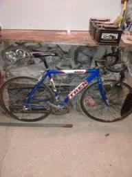Bicicleta Trek Alpha séries 1000 quadro 52 em ótimo estado toda chimano quero 2500 ac