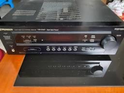 Home Theater Pionner 5.1 Importado Vsx-D307-Ht | 100% Funcionando