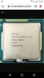 Processador i5 3470s 1155 2 e 3 geração