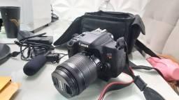 Canon T6i nova apenas 5 mil cliques