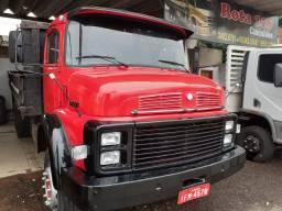 MB 2013 truck de balança carroceria