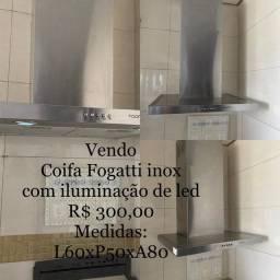 Coifa Fogatti inox
