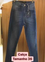 Calça jeans feminina, 20,00 reais!
