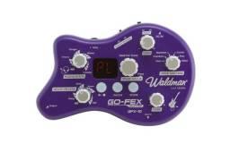 Pedaleira Guitarra Multi-efeitos Waldman Go-fex Gfx-10 Novo!