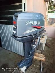 Motor de Popa Yamaha 25 hp