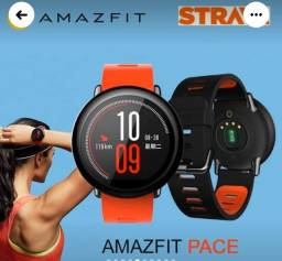 AMAZFIT PACE UNISSEX  EXCELENTE SMARTWATCH ESSE TEM GPS