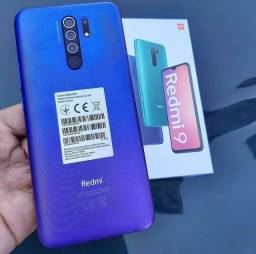 Um excelente Xiaomi Redmi 9 64GB 4ram