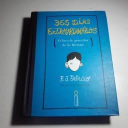 Livro O Extraordinário