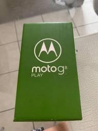 Moto G8 Play 32 gb lacrado na caixa