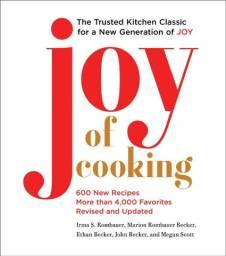 Coleção de livros de gastronomia