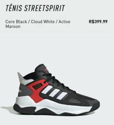 tenis adidas street spirit 43