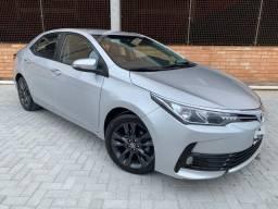 Toyota Corolla XEI 2018 aceito troca