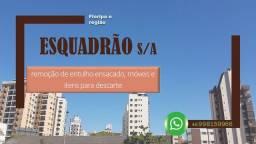 ESQUADRÃO S/A - REMOÇÃO DE ENTULHO