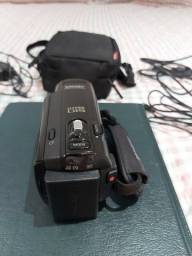 Câmera Filmadora Samsung Flash SMX F400 4GB