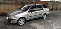 Palio Weekend ELX 1.3 2001/01 Completo